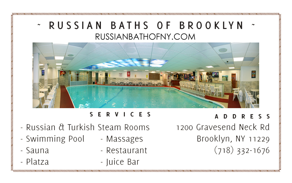 russian bath nyc